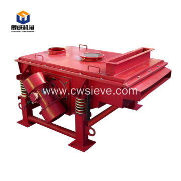 high performance linear vibrating screen for goat tree